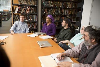 Hebrew College study