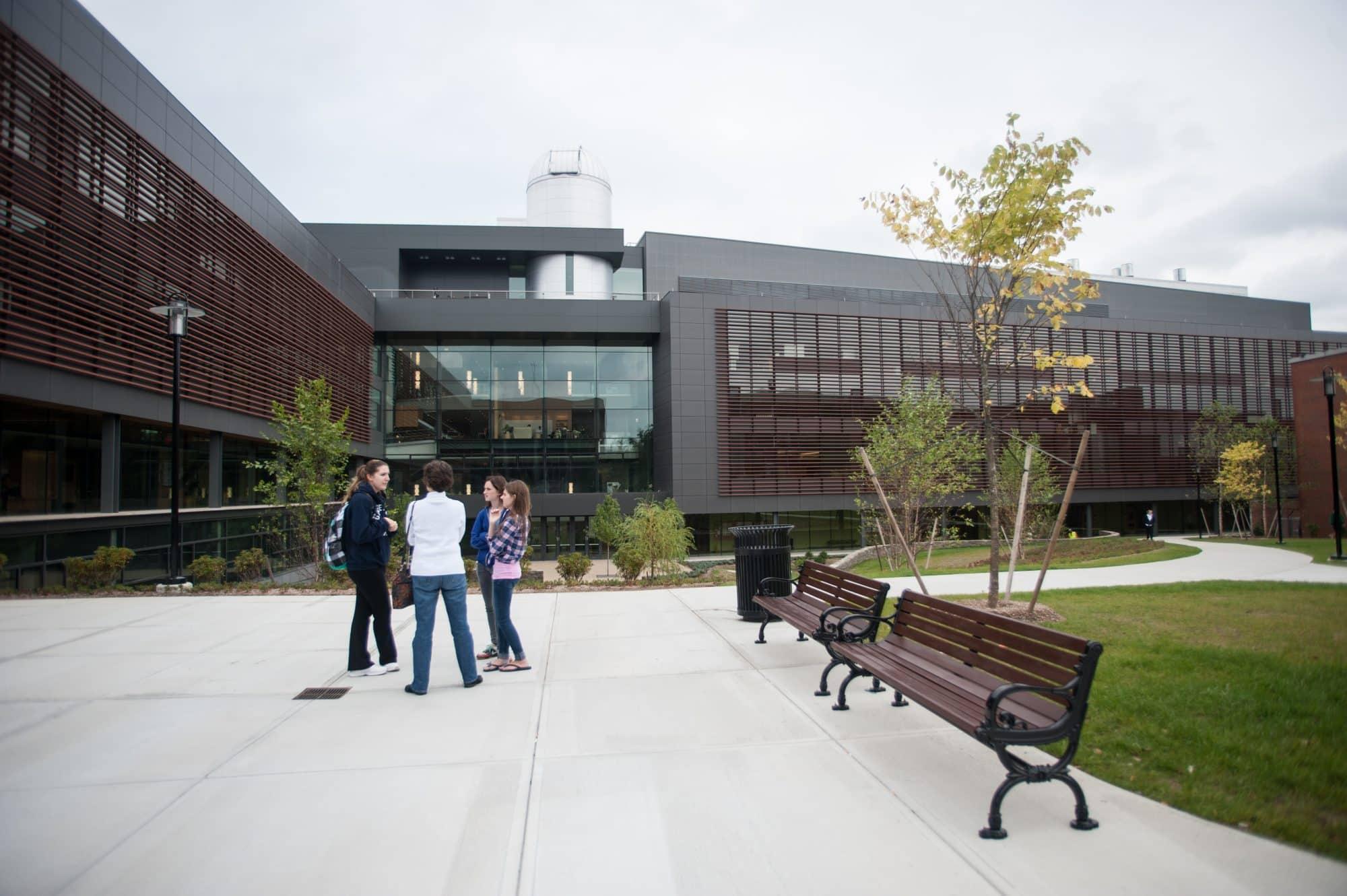 Bridgewater State University campus