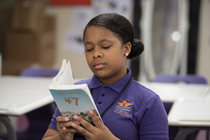 Baltimore-Leadership-School-for-Young-Women-student