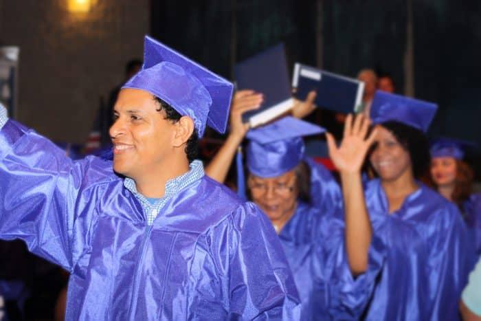 JVS students graduating