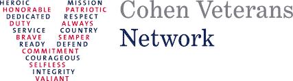 Cohen Veterans Network Logo