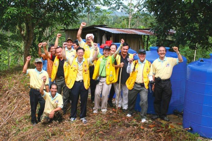 Lions Clubs International Foundation - environment
