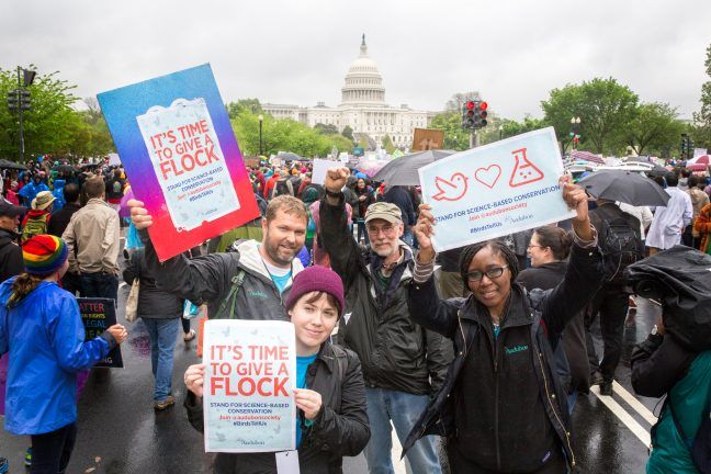 National Audubon Society - March For Science