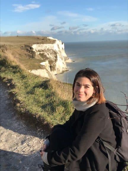 Maria in Dover, England