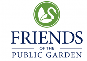 Friends of the Public Garden logo