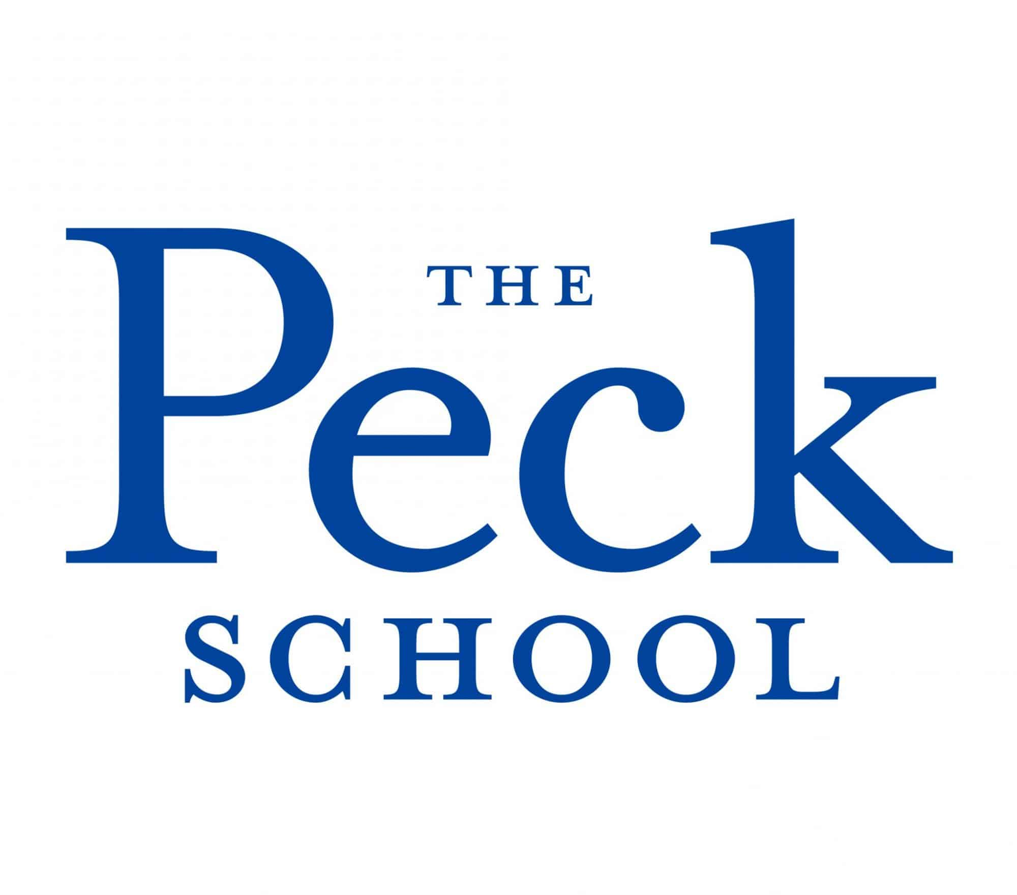 The Peck School Logo