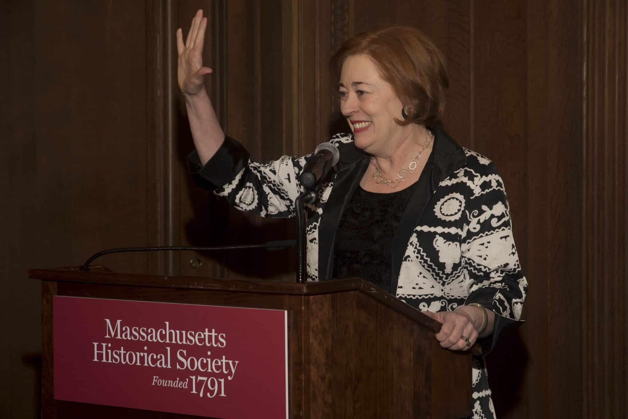 woman-at-podium