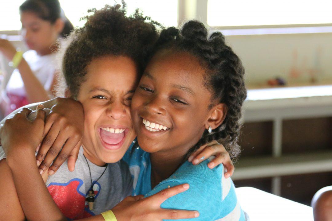 Salvation Army children