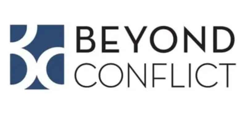 Beyond Conflict Logo