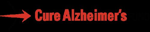 cure alzheimer's fund logo