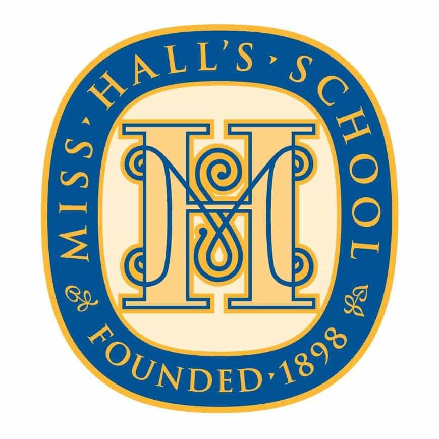 Miss Hall's School Logo