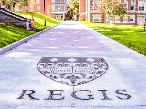 Regis College – Campaign Counsel and Executive Search Client Story