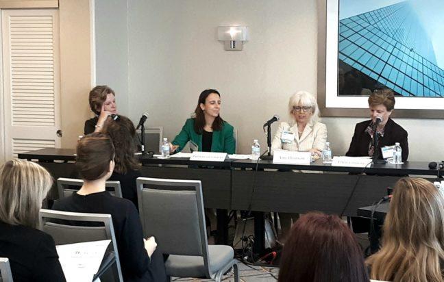 Tracy Marshall at AFP MA Panel